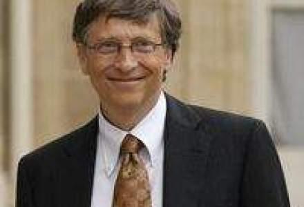 Bill Gates ramane cel mai bogat om din SUA