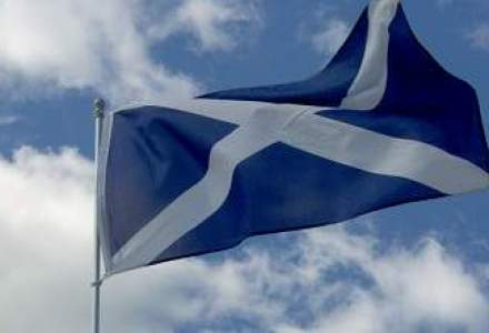 Scotia isi va plati independenta cu o criza bancara pe modelul cipriot - raport