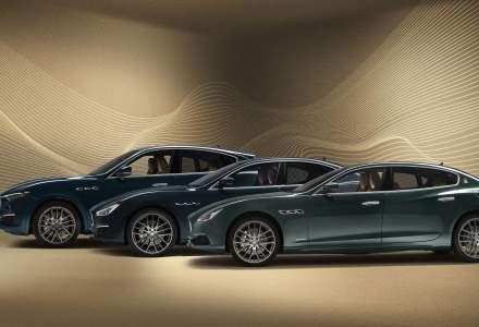Maserati prezinta seria Royale, limitata la 100 de exemplare
