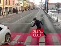 VIDEO: Momentul in care un...