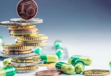 Romanii din mediul urban cheltuie in medie 80 de lei pe medicamente in fiecare luna