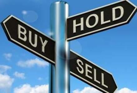 Fondurile isi reaseaza portofoliile pe Bursa. Deal-urile duc rulajul la maximul ultimelor doua luni