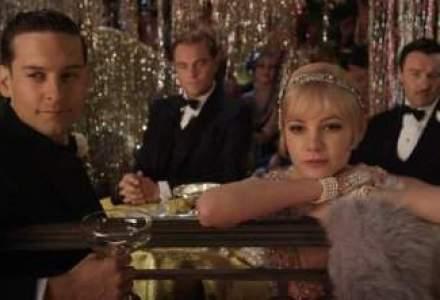 """Marele Gatsby"", cel mai vizionat film in cinematografele romanesti in weekend"