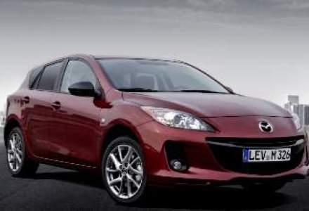 Mazda lanseaza in Romania o editie limitata Mazda3