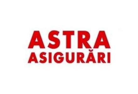 Subscrierile Astra au crescut cu 8% la trei luni