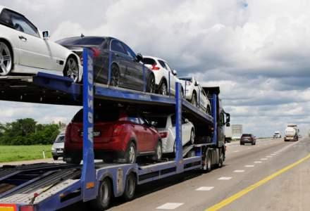 Perchezitii intr-un dosar international privind importuri de masini, cu un prejudiciu de circa 12 MIL. euro