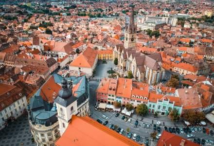 Sibiul, singurul oras romanesc cotat maxim de catre ghidul Michelin, se promoveaza in cinci tari europene