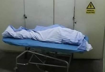 Amenzi de 21.000 de lei la Spitalul Universitar din Capitala pentru cadavrul abandonat pe hol