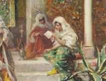 Un tablou de Theodor Aman...