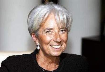 Lagarde scapa de punerea sub acuzare in cazul Tapie