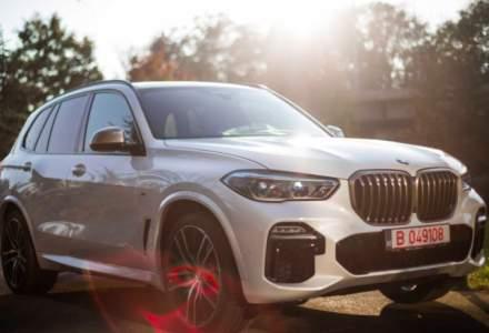 1 din 5 modele BMW livrate in Romania este SUV-ul X5