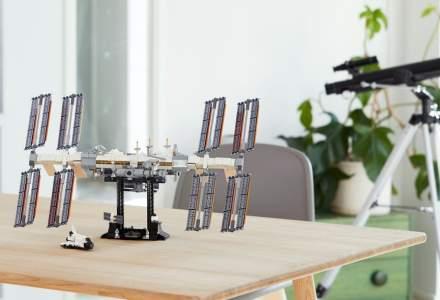 O noua Statie Spatiala Internationala lansata de...Lego