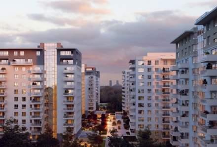 Luxuria, proiectul de apartamente dezoltat de Impact Developer & Contractor in Expozitiei, intra in ultima faza de dezvoltare