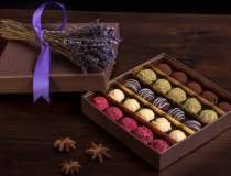 Atelierul de ciocolata...