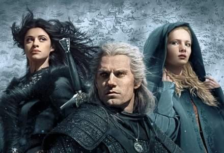 Netflix, crestere spectaculoasa in ultimul trimestru din 2019. The Witcher si The Crown, audiente uriase