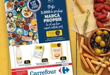 Vanzarile Carrefour Romania au crescut in 2019, dupa succesul magazinelor Supeco