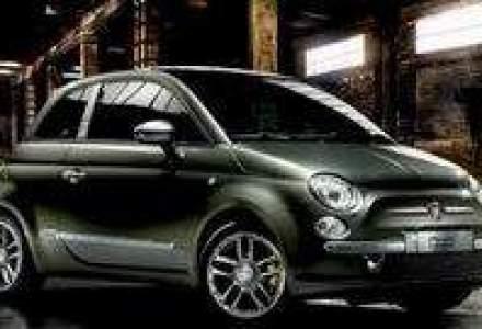 Fiat va avea o editie limitata Fiat 500 by Diesel