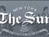 Publicatia The New York Sun,...