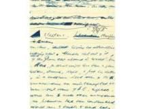 Manuscrisul romanului de...