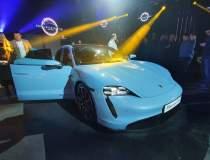 Porsche Taycan a fost...