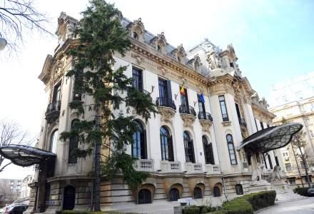 Proiectul unui bloc de cinci etaje pe Calea Victoriei, vizavi de Palatul Cantacuzino, aprobat de Consiliul General al Municipiului Bucuresti