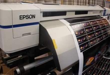 Epson intra pe un nou segment de piata dupa lansarea seriei de imprimante cu sublimare SureColor