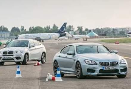 Ziua M: training in cel mai nou model, BMW M6 Gran Coupe
