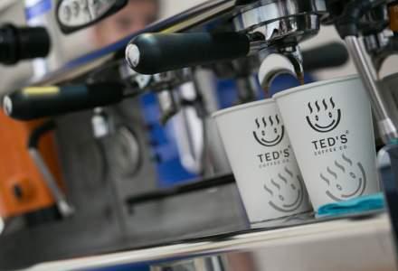 TED'S, afacerea cu cafea la pahar, se extinde in 2020 cu pana la opt unitati si tinteste afaceri de 5 milioane de euro