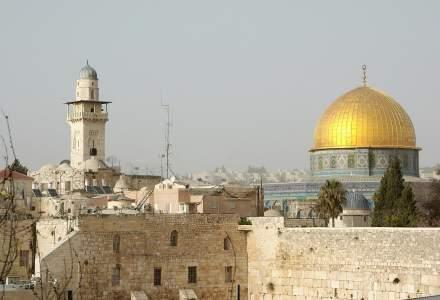 """Presedintele palestinian a anuntat ruperea """"tuturor relatiilor"""" cu SUA si Israel"""
