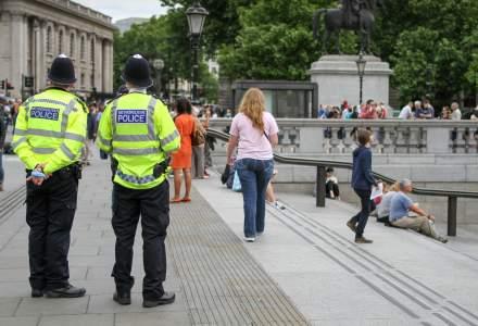 Politia britanica a impuscat un barbat in sudul Londrei intr-un incident terorist