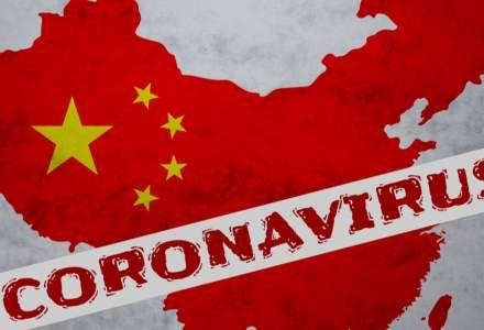 Bursele din China sunt in cadere libera din cauza coronavirus