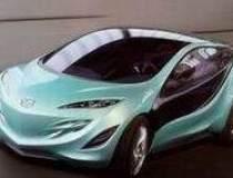 Mazda expune la Paris...