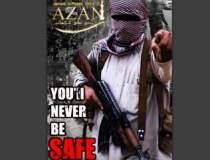 O revista islamista justifica...