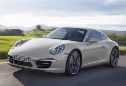 O editie limitata Porsche 911, in Romania din septembrie