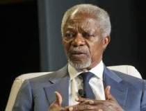 Kofi Annan: Somajul in randul...