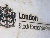 Bursa din Londra a ajuns la...