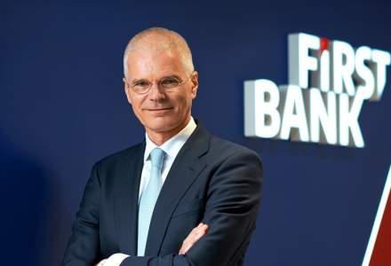 "Henk Paardekooper, noul CEO First Bank vrea banking ""The American Way"""