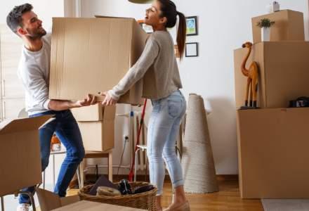 2 din 5 romani prefera sa economiseasca pentru cumpararea unei locuinte: 28% considera ca isi vor lua o locuinte intre 30 si 34 de ani