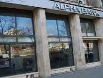 Alpha Bank efectueaza lucrari...