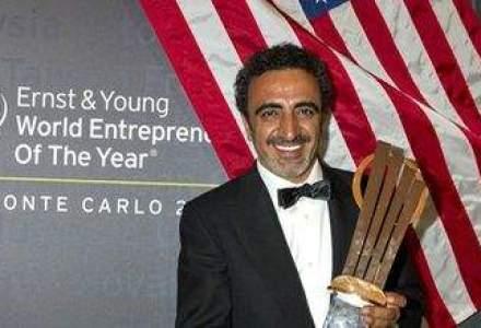 El este antreprenorul anului: turcul care s-a mutat in America si a crescut un start-up cu iaurturi la vanzari de 1 mld. $