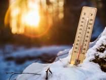Cea mai scazuta temperatura...