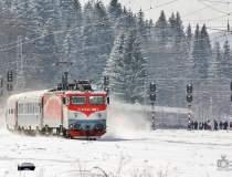 CFR Calatori: 35 de trenuri...