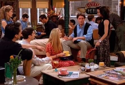 """Un proiect special cu actorii din """"Friends"""" va fi lansat in primavara"""