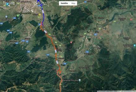 Asociatia Pro Infrastructura: Autostrada Sibiu-Pitesti, prima autostrada montana din Romania, scoasa la licitatie pe baza unor studii de fezabilitate vechi de 12 ani