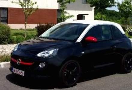 """Test Drive Wall-Street: Opel ADAM, cel mai nou model """"fashion"""""""