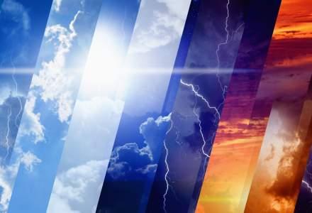 Avertizari meteo de cod portocaliu si cod galben: cum va fi vremea in mai multe judete ale tarii