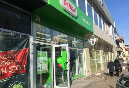 Dr.Max Group a lansat astazi peste 400 de farmacii Dr.Max in Romania