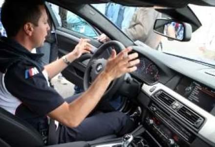 Cum arata pozitia corecta la volan pentru pilotul Claudiu David