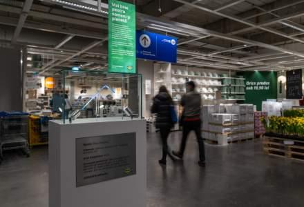 Ikea Romania a eliminat din oferta produsele din plastic de unica folosinta