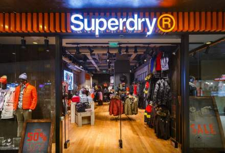 Brandul de fashion Superdry a deschis primele magazine din afara Bucurestiului, in reteaua Iulius